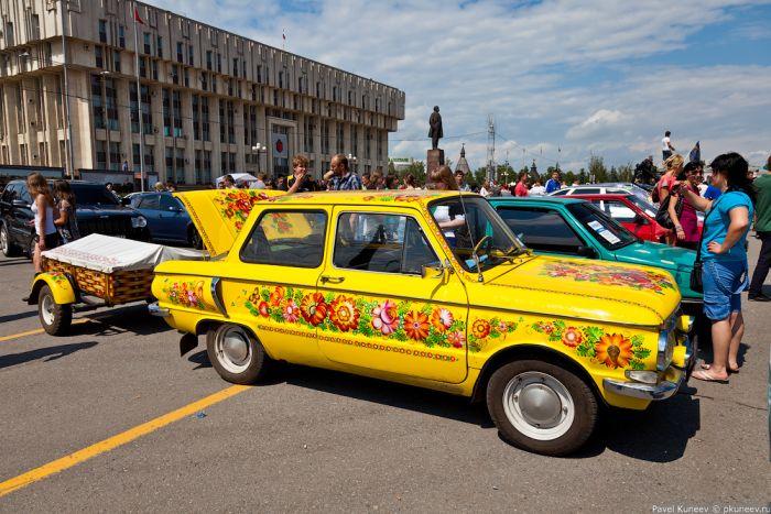 "Выставка ""Автострада 2012"" (60 фото)"