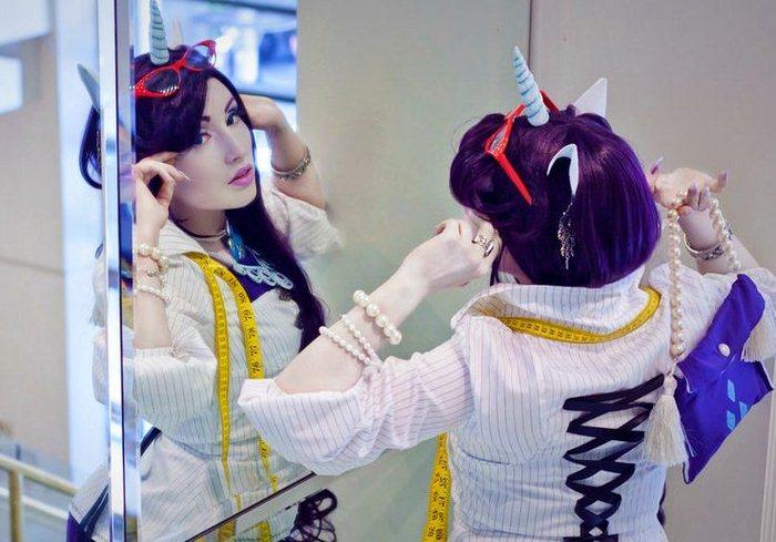 ТОП-50 девушек в стиле косплей за июнь 2012 (50 фото)