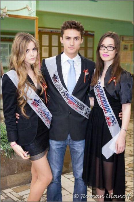 Выпускницы 2012 (45 фото)