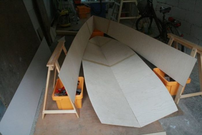 Как сделать фанерную лодку своими руками