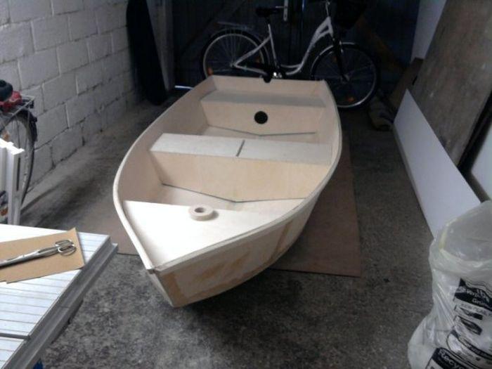 Классная самодельная лодка. - 3 June 2013 - Blog - S0ftportal