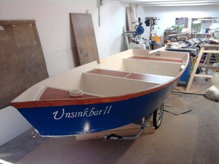 Лодка своими руками (34 фото) Релаксик