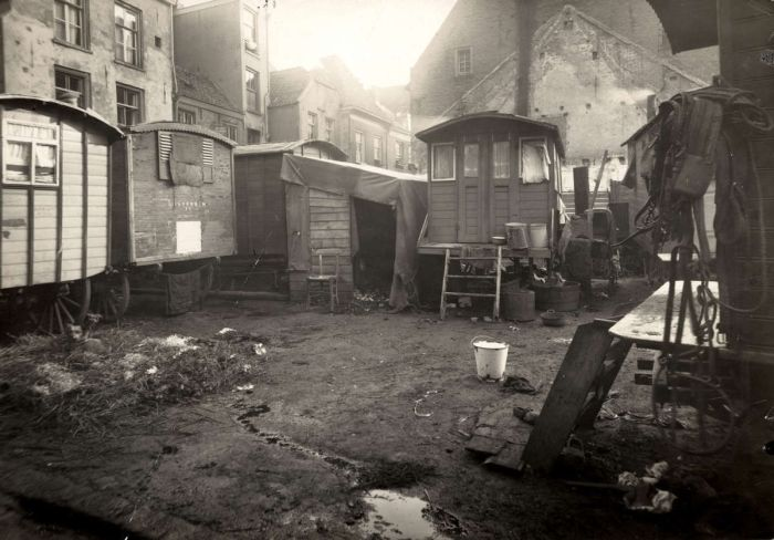 Жизнь цыган в европейских странах до Второй Мировой войны (46 фото)
