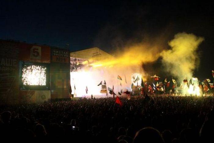 Подборка жести с фестивалей Нашествие (37 фото)