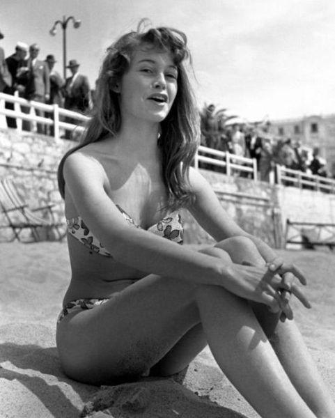 Красавицы 40-х годов прошлого века (19 фото)