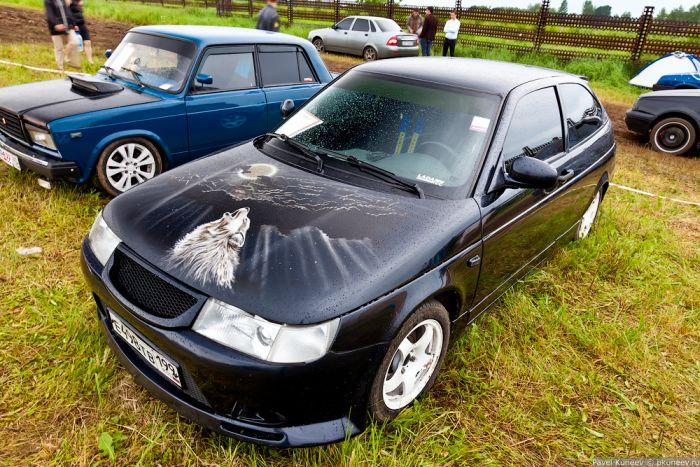 Автоэкзотика 2012. Ярославль (60 фото)