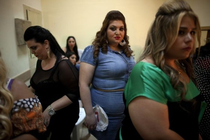 Мисс толстая и красивая (31 фото)