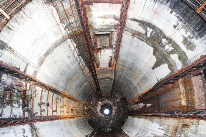 Заброшенные шахты ядерных ракет (7 фото)
