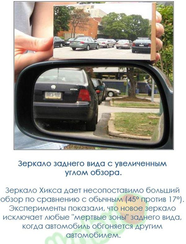 Факты о зеркалах (8 картинок + текст)