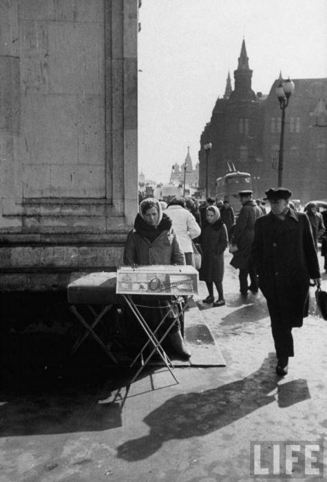 Послевоенная Москва (156 фото)