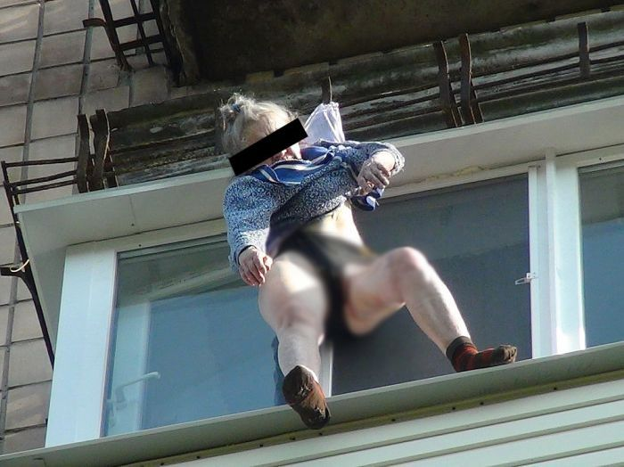 Секс на балконе отеля подсмотренное 179