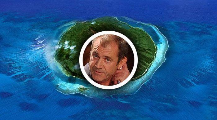 ТОП-10 личных островов знаменитостей (11 фото)
