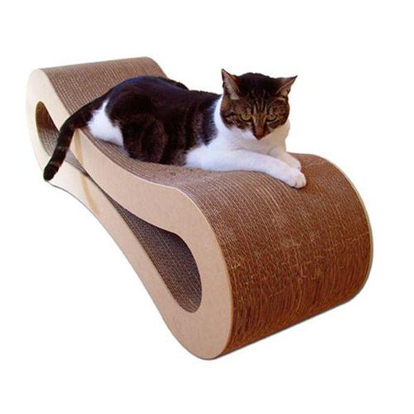 Креативная мебель для котов (33 фото)