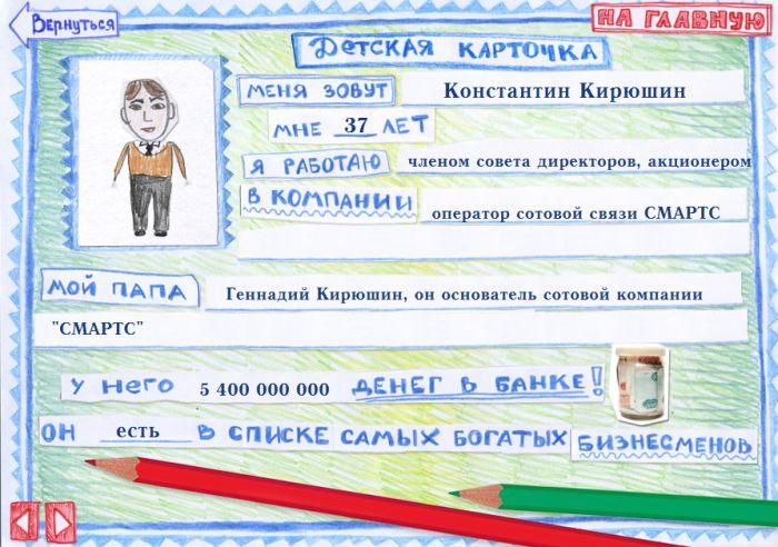 Дети самых богатых людей России (23 картинки)