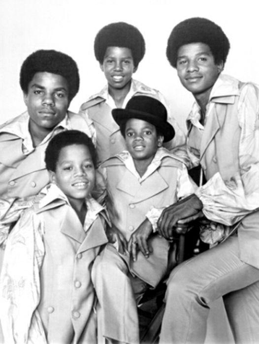 Майкл Джексон сквозь время (48 фото)