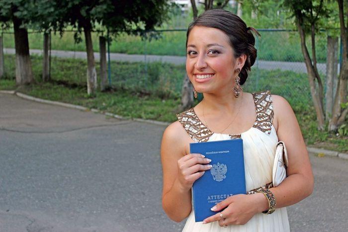 Милые выпускницы 2012 (36 фото)