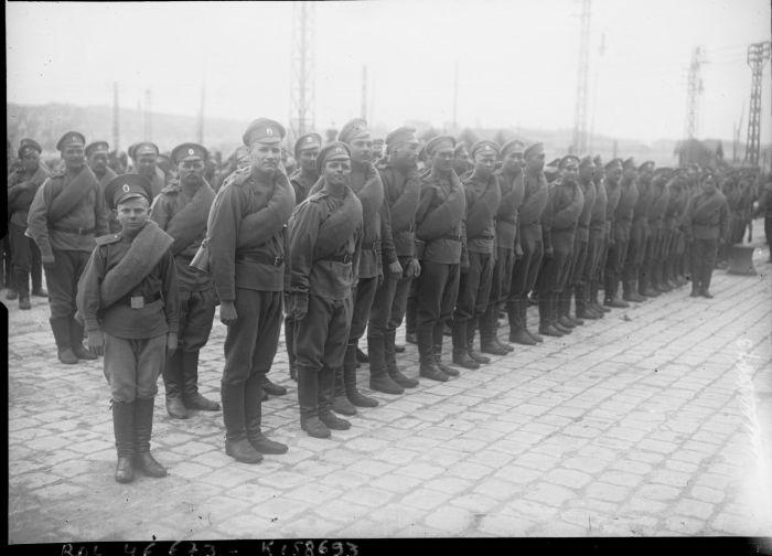 Фотографии экспедиционного корпуса Российской армии 1916 года (50 фото)