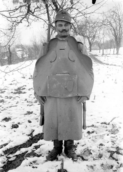 Уникальная защита солдата в первой мировой войне. War_01