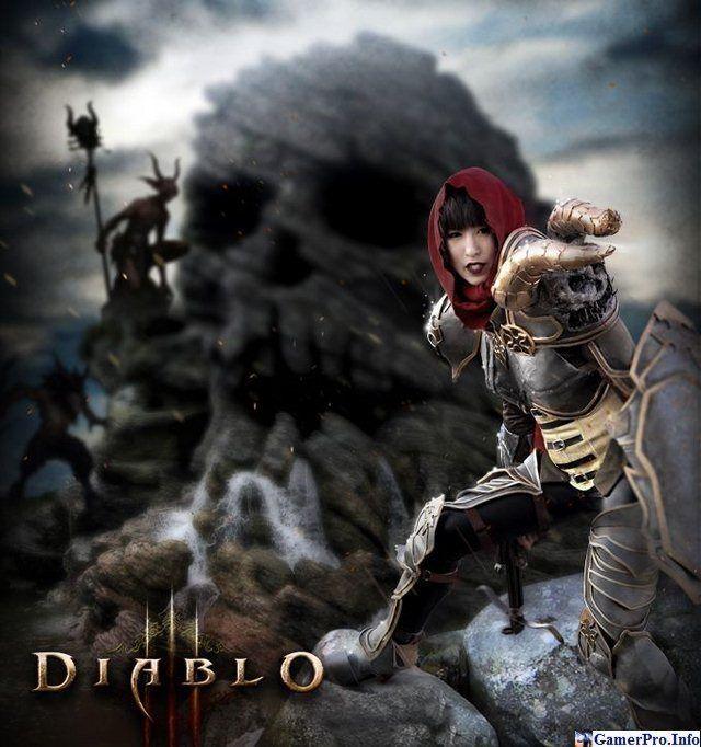 Фанаты долгожданных игр Diablo 3 и Starcraft 2 (68 фото)