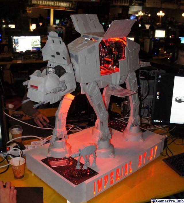 """Сногсшибательный модинг в стиле """"Star Wars"""" (10 фото)"""