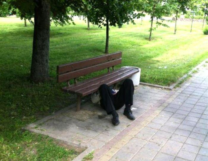 Борьба с алкоголизмом в Минске (7 фото)