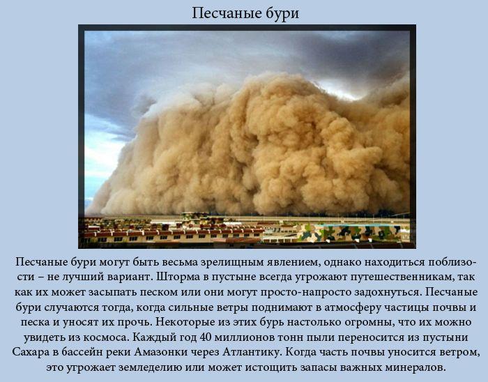 Запоминающиеся природные явления (10 фото)