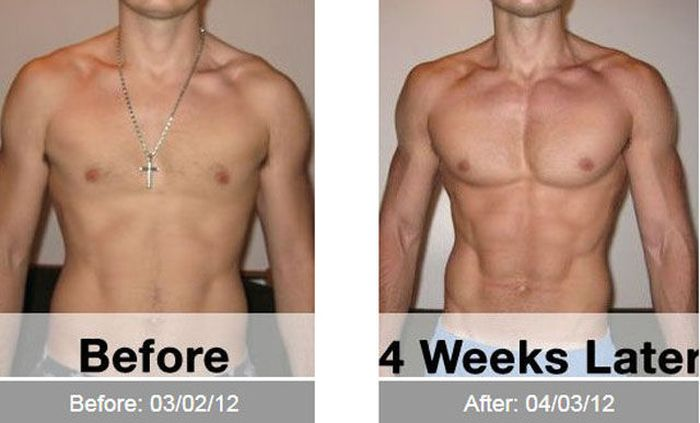 До и после трансформации (40 фото)