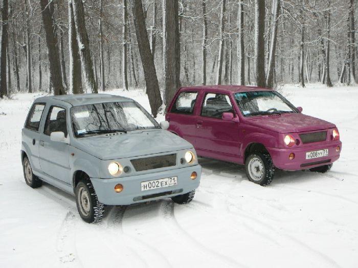 """Завод """"ЗиЛ"""" будет выпускать бюджетные автомобили (24 фото)"""