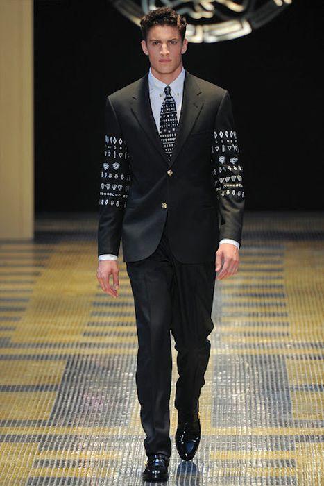 Мужская мода уже не та... (25 фото)