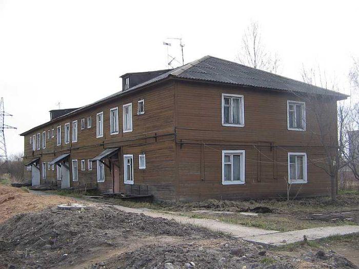 Сталинские бараки (23 фото)