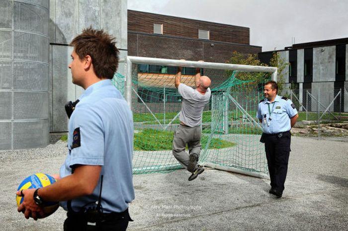 лучшая тюрьма в норвегии