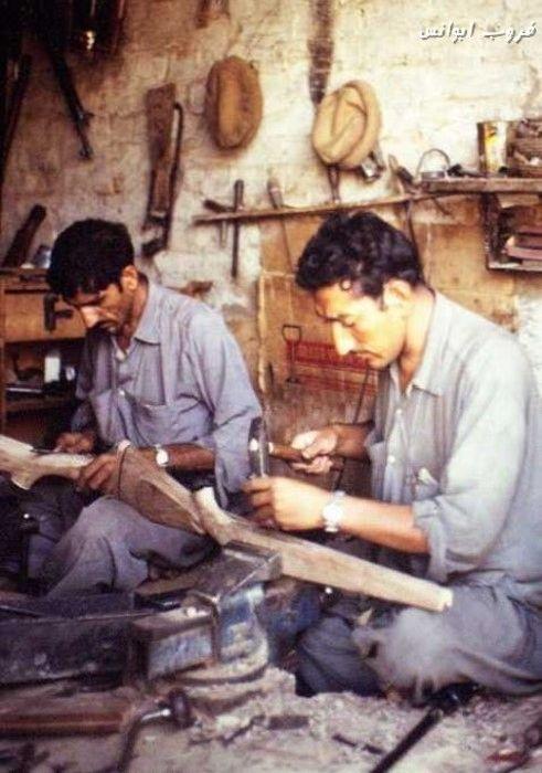 Оружейная фабрика в Пакистане (22 фото)