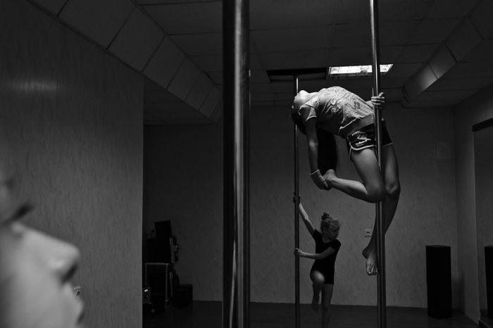 Детская секция по Pole dance (17 фото)