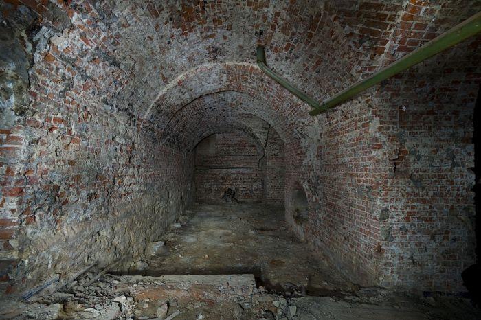 Подземная Москва (22 фото)