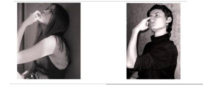 Пародии на аватарки из соц сетей (12 фото)