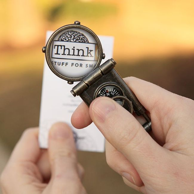 «Кольцо Жюля Верна» в стиле стимпанк (5 фото)