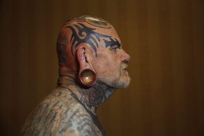 Тату-мания в США (16 фото)