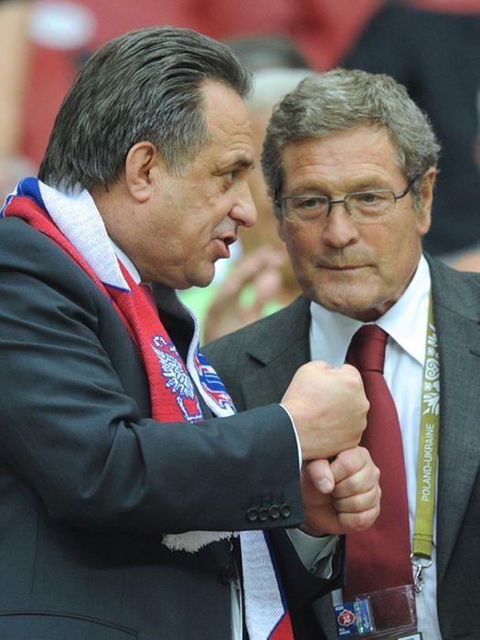 Гости чемпионата ЕВРО-2012 (11 фото)