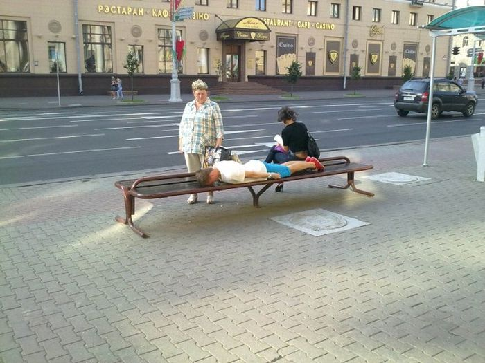 Планкинг уже в Минске! (34 фото)