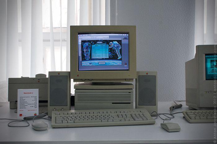 Московский музей техники Apple (43 фото)