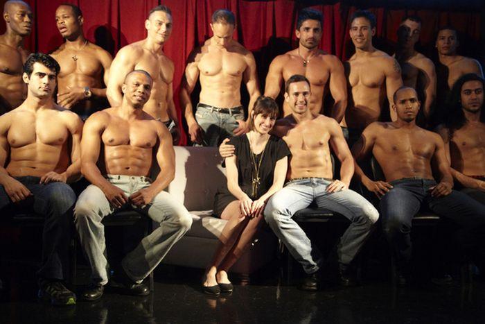 Мужчины стриптезеры (40 фото)