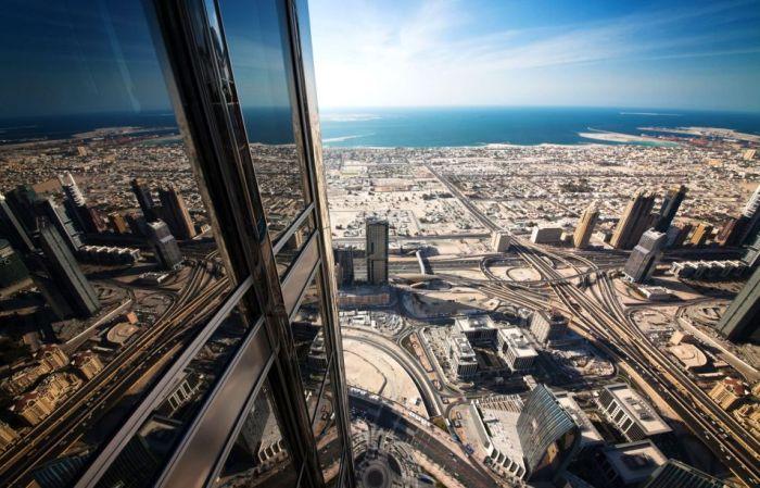 Удивительный город Дубай (17 фото)