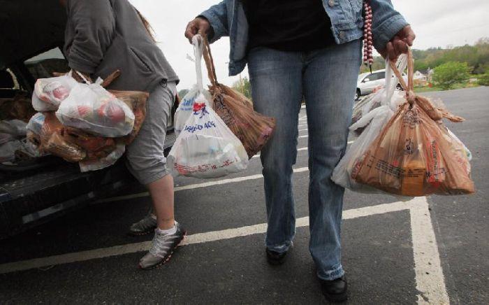 Бедняки в США (20 фото)