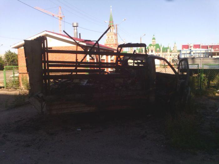 Парковочные войны (3 фото)