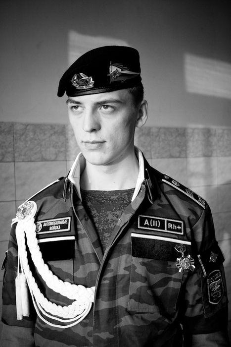 Год жизни в армии (49 фото)