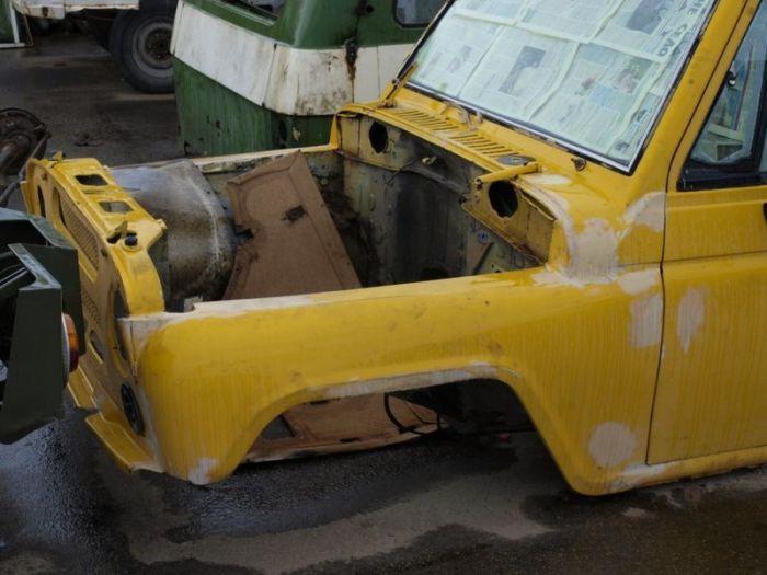 Автомобильные шедевры из рухляди своими руками (51 фото)