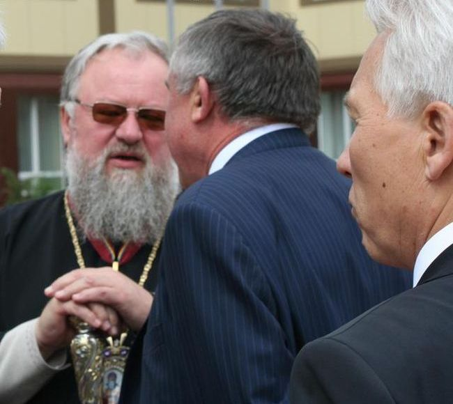 Митрополит Донецкий носит часы за 150 тысяч евро (5 фото)