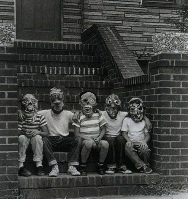 Пугающие снимки (55 фото)