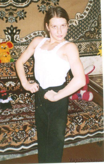 Самой сильной девочке планеты исполнилось 20 лет (65 фото)
