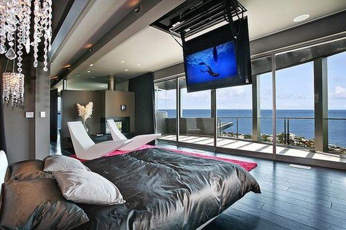 Спальни с удивительным видом (36 фото)